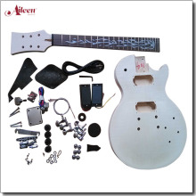 High Quality LP Style DIY electric guitar kits (EGR200A-W1)