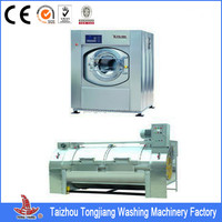 garment stainless steel industrial washing machine