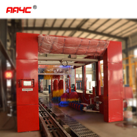 AA4C automatic tunnel car washing machine
