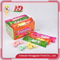 Small delicious wholesale sweet steamed bread marshmallow