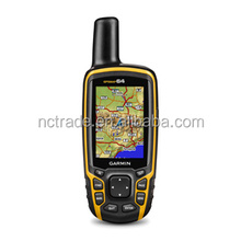Garmin GPSMAP 63 SC handheld gps with GPS and GLONASS Combined