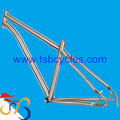 TSB-WHM1001 Top quality titanium 26 bicycle frame