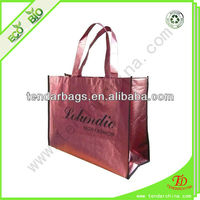 Promotional Tote Bag With Customized Logo For Shopping Or Travel Carry Cheap Cloth Bag