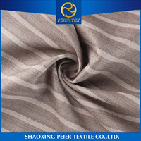 High quality Fancy herringbone spandex fabric velvet brasso stretch woven rayon suiting fabric