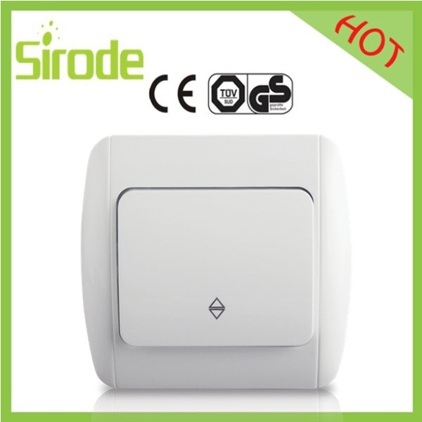 2017 EU standard 9201 Series Sirode brand switch socket
