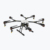 Dji Agras Mg-1 Octocopter Agriculture Drone Ready To Fly bundle