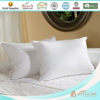 hot sale plain white bed sleeping pillow