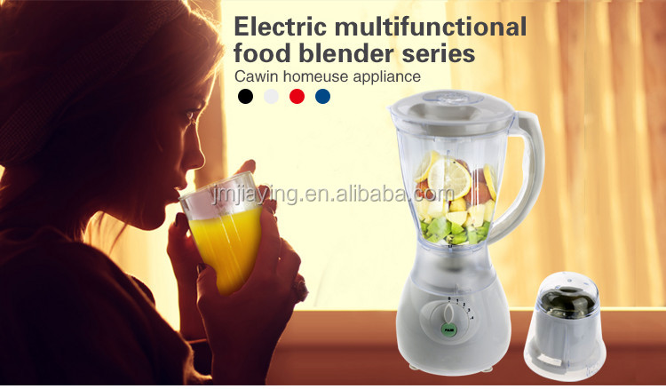 1.5L PS Or PC Jar 4 Speeds High Quality Electroplating Electric Blender