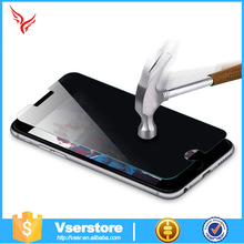 0.33mm around FULL COVER privacy premium quality protective glass for iphone4/4s 9H tempered glass screen protector