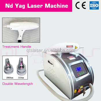 ND:YAG laser tattoo removal machine Q30