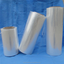 corner folded polyolefin shrink film