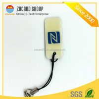 Reprintable rfid nfc sticker for mobilephone