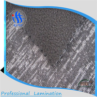 waterproof breathable fabric TPU laminated types of jacket fabric material