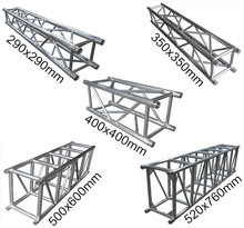 Promotional used cheap aluminum dj lighting truss for concert