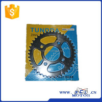 SCL-2014050003 BOXER BM150 motorcycle rear sprocket for China wholesale products
