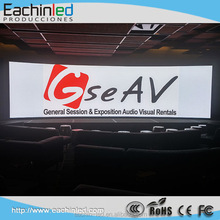 Low Noise and Power Consumption indoor led video wall panel for indoor led large screen display