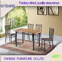Foshan Fancy MDF WOOD Modern Furniture Dining Room Set