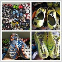wholesale used football boots in bales high quality and name brand Used Shoes