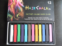 hair chalk for dyeing