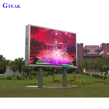 giant screen outdoor led display p25 advertising