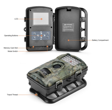 Wildlife Camera Trail Hunting Game 720P 12MP HD Scouting Surveillance IP66 Waterproof Digital Activated Camera