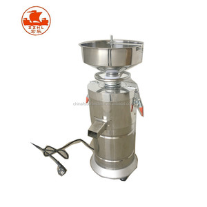 commercial small peanut butter grinding machine