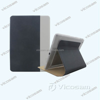 2014 new products stand leather case cover for apple ipad air , shockproof kidproof tablet case for apple air