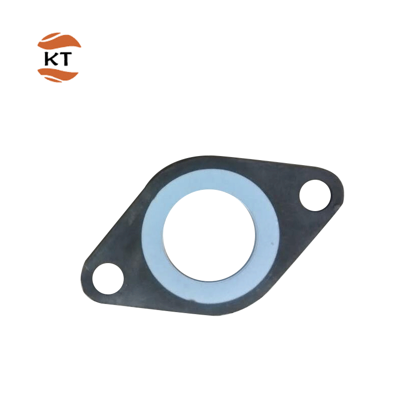 Oil pipe seal different types of diamond shape rubber flange gasket