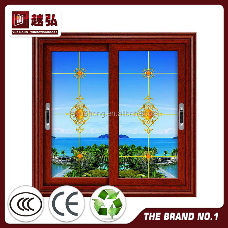 ENDEAR-S057 Direct Factory Price Fashionable Design Custom Tag Types Picture Windows