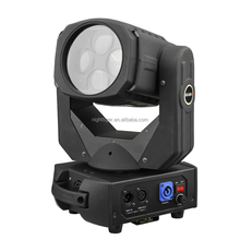 China Super Bright Sharpy Q Beam Spot Four Eyes LED Beam Moving Head Light 4X25W LED Beam Stage Light