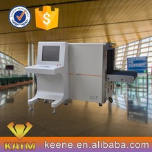 PD6550 X ray baggage scanner/cargo inspection x-ray machine, x-ray luggage scanner