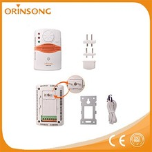 High adaptability carbon monoxide and gas detector