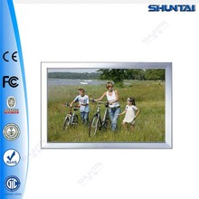 Poster Frame A0 A1 A2 A3 A4 Custom Aluminum Snap Frame light box