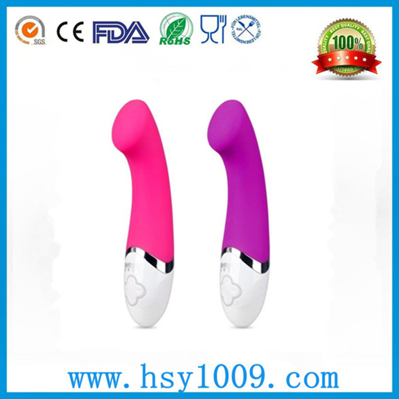 New design Clitoris Squirt Vibe G-spot silicone penis shaped pussy vibrator