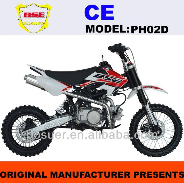 pit bike 125cc single cyclinder for cheap sale