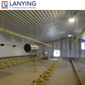 meat broiler poultry farm layout
