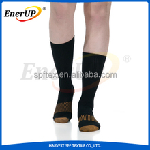 nylon stockings tube anti fungal copper yarn socks