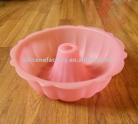 silicone fluted pan mould