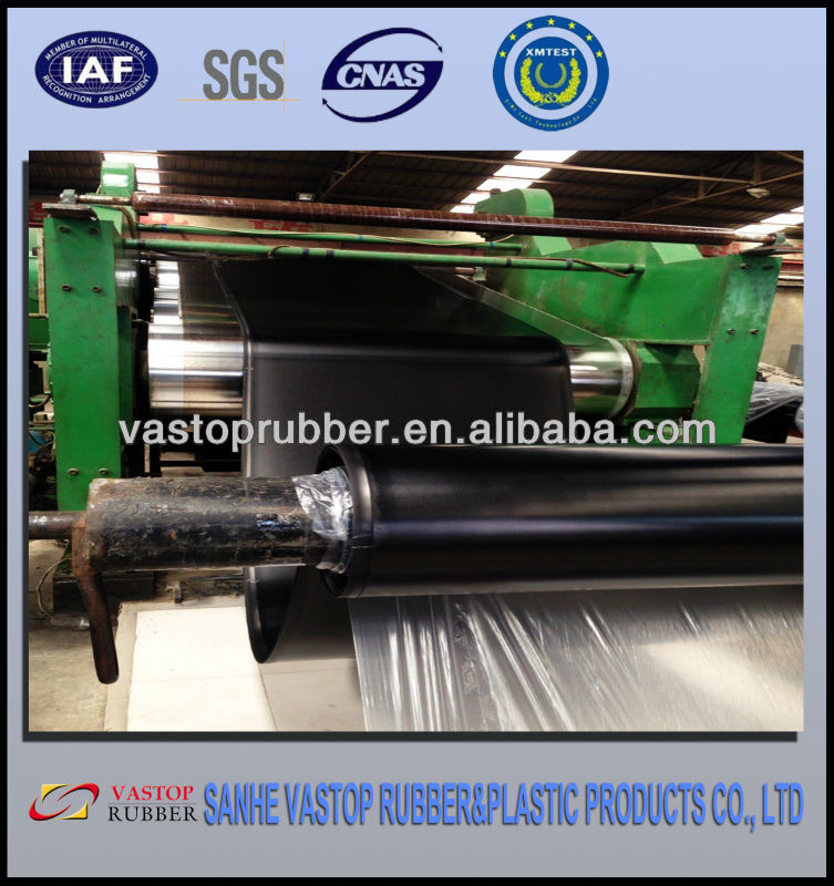 SBR styrene butadiene rubber sheet