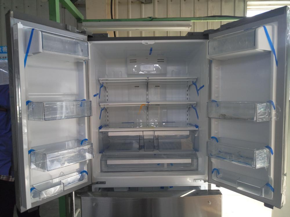 590L Big Size Wholesale Side by Side Door a Refrigerator
