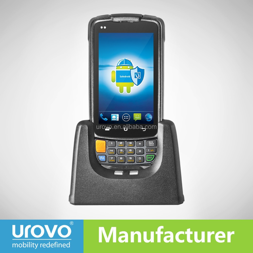 Urovo i6200s Mobile Android PDA With 1D 2D barcode scaner