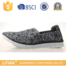 2015 Best Popular Women Shoes Hand Woven Casual Shoes Lightest Sneakers