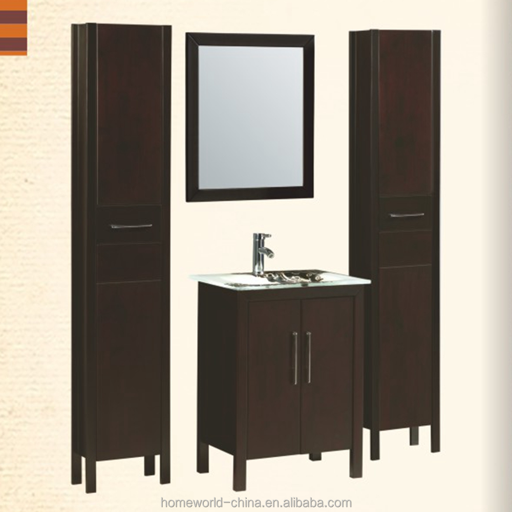 cheap bathroom cabinet set/bathroom vanity sets