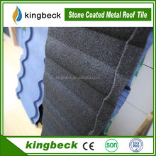 Mega March Sourcing Kingbeck stone coated roof tiles for residential roofing