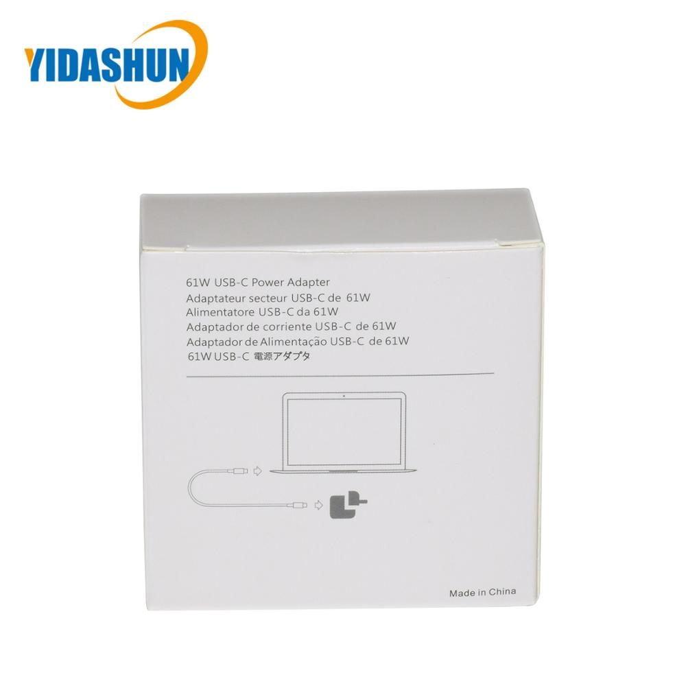 Factory Price High Quality 61W USB-C Power <strong>Adapter</strong> Laptop <strong>Adapter</strong> For APPLE 13-inch MacBook Pro