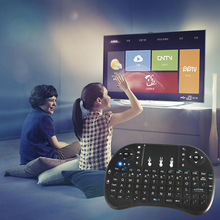 2.4G Wireless Mini Keyboard with Touchpad for Android TV Box