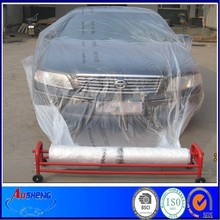 3.8m*100m HDPE paint protective cover car product