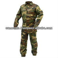 Classic Camo Military Army Uniform