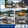 LHD/RHD Euro3/4 Cumins Engine Passenger Bus For Sale
