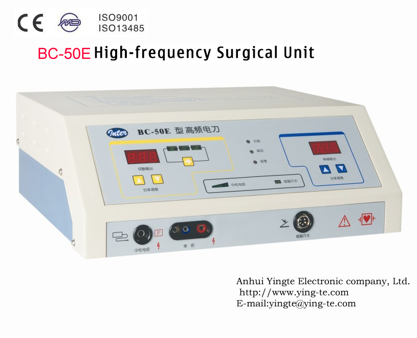 The Basis of Surgical Instruments Properties and Electrosurgical Unit Type endoscope electrosurgical diathermy machine